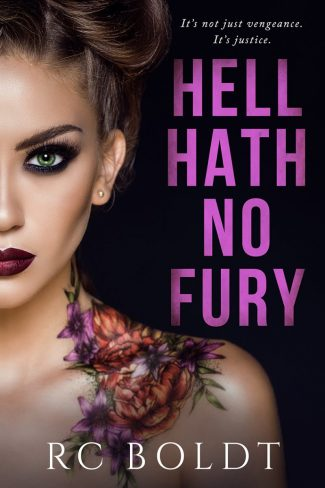 Cover Reveal: Hell Hath No Fury by RC Boldt