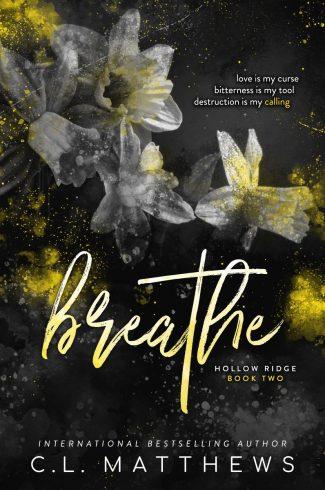 Cover Reveal: Breathe (Hollow Ridge #2) by CL Matthews