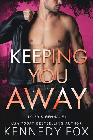 Cover Reveal: Keeping You Away (Ex-Con Duet #1) by Kennedy Fox