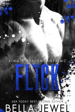 Release Blitz & Giveaway: Flick (King's Descendants #2) by Bella Jewel