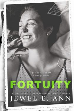 Cover Reveal: Fortuity (Transcend #3) by Jewel E Ann