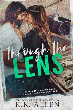 Cover Reveal: Through the Lens by KK Allen