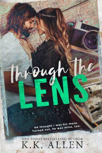 Release Day Blitz & Giveaway: Through the Lens (BelleCurve #3) by KK Allen