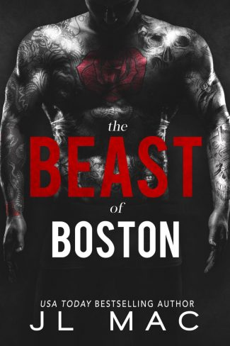 Release Day Blitz: The Beast of Boston by JL Mac