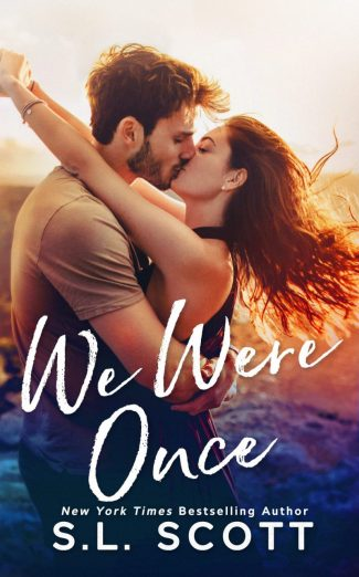 Cover Reveal: We Were Once by SL Scott