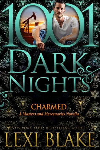 Release Day Blitz: Charmed (Masters and Mercenaries #20.5) by Lexi Blake