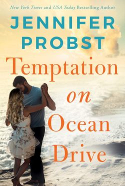 Cover Reveal: Temptation on Ocean Drive (The Sunshine Sisters #2) by Jennifer Probst