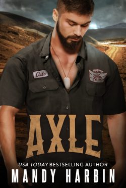 Cover Reveal: Axle (Bang Shift #5) by Mandy Harbin