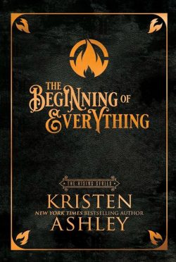 Release Day Blitz: The Beginning of Everything (The Rising #1) by Kristen Ashley