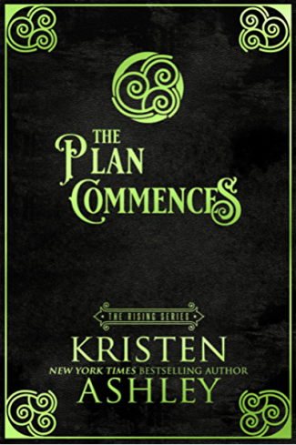 Release Day Blitz: The Plan Commences (The Rising #2) by Kristen Ashley