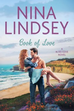 Release Day Blitz & Giveaway: Book of Love (Bliss Cove #5) by Nina Lindsey
