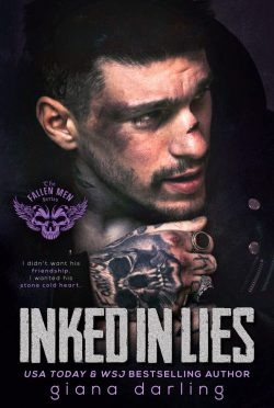 Release Day Blitz: Inked in Lies (The Fallen Men #5) by Giana Darling