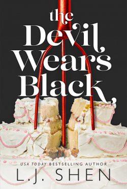Cover Reveal: The Devil Wears Black by LJ Shen