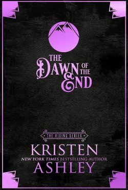Release Day Blitz: The Dawn of the End (The Rising #3) by Kristen Ashley