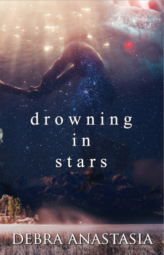 Cover Reveal: Drowning in Stars by Debra Anastasia