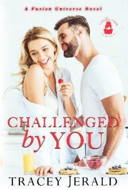 Cover Reveal: Challenged by You (Fusion Universe) by Tracey Jerald