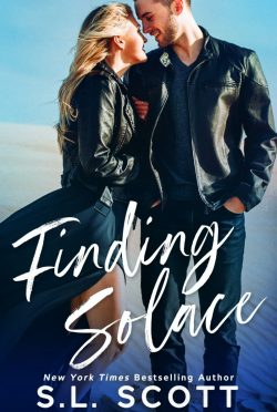 Cover Reveal: Finding Solace by SL Scott