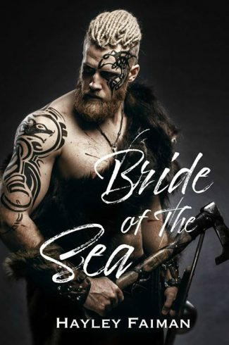 Cover Reveal: Bride of the Sea (The Prophecy of Sisters #2) by Hayley Faiman