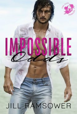 Cover Reveal: Impossible Odds (The Five Families #4) by Jill Ramsower