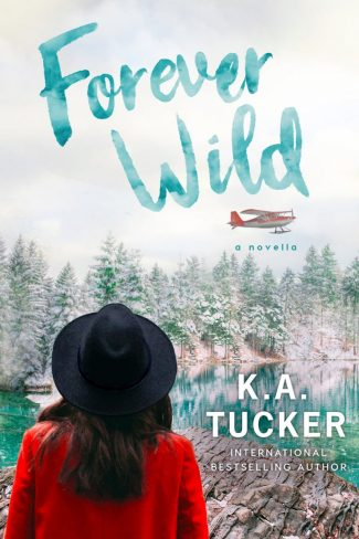 Cover Reveal: Forever Wild (The Simple Wild #2.5) by KA Tucker