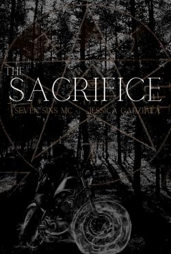 Cover Reveal: The Sacrifice (Seven Sins MC #1) by Jessica Gadziala