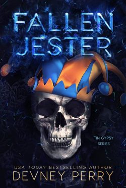 Cover Reveal: Fallen Jester (Tin Gypsy #5) by Devney Perry