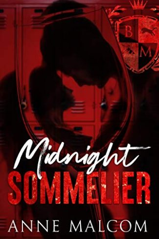 Release Day Blitz: Midnight Sommelier (Black Mountain Academy) by Anne Malcom