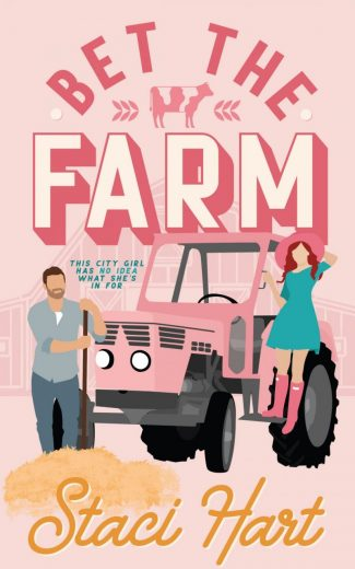 Cover Reveal: Bet The Farm by Staci Hart