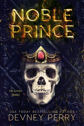 Release Day Blitz: Noble Prince (Tin Gypsy #4) by Devney Perry