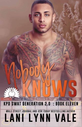 Release Day Blitz: Nobody Knows (SWAT Generation 2.0 #11) by Lani Lynn Vale