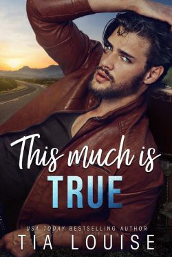Cover Reveal: This Much is True by Tia Louise