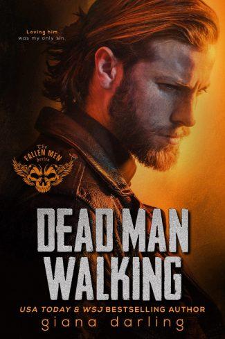 Cover Reveal: Dead Man Walking (The Fallen Men #6) by Giana Darling