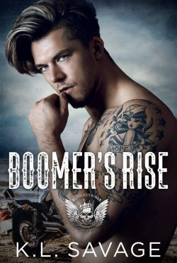 Boomer's Rise (Ruthless Kings MC Atlantic City #1) by KL Savage