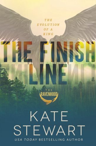 Cover Reveal: The Finish Line (The Ravenhood Trilogy #3) by Kate Stewart