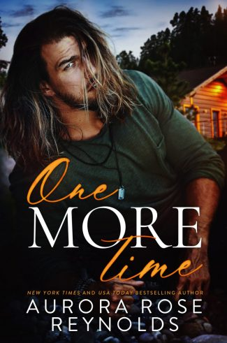 Cover Reveal: One More Time by Aurora Rose Reynolds