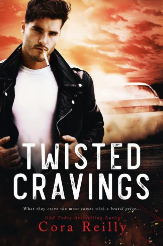 Cover Reveal: Twisted Cravings (The Camorra Chronicles #6) by Cora Reilly