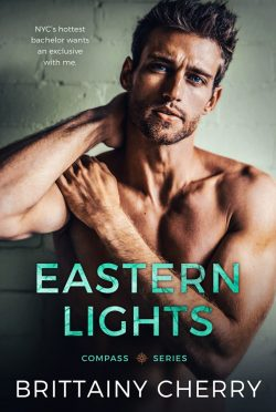 Cover Reveal: Eastern Lights (Compass #2) by Brittainy C Cherry