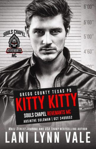 Cover Reveal: Kitty Kitty (Souls Chapel Revenants MC #5) by Lani Lynn Vale