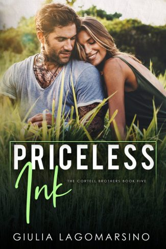 Release Day Blitz: Priceless Ink (The Cortell Brothers #5) by Giulia Lagomarsino