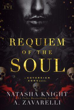 Cover Reveal: Requiem of the Soul (The Society Trilogy #1) by Natasha Knight & A Zavarelli