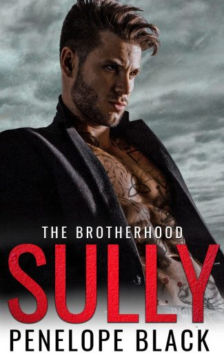Cover Reveal: Sully (The Brotherhood #3) by Penelope Black