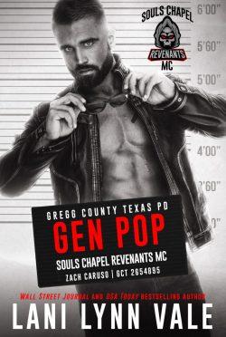 Cover Reveal: Gen Pop (Souls Chapel Revenants MC #6) by Lani Lynn Vale
