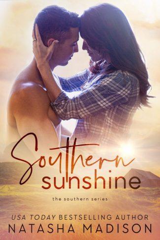Cover Reveal: Southern Sunshine (Southern #8) by Natasha Madison