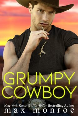 Cover Reveal: Grumpy Cowboy (Single Dad Collection #3) by Max Monroe