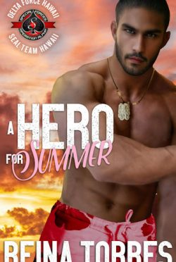 Release Day Blitz: A Hero for Summer (Delta Force Hawaii #3) by Reina Torres