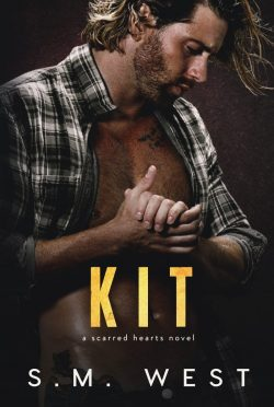 Release Day Blitz & Giveaway: Kit (Scarred Hearts #2) by SM West