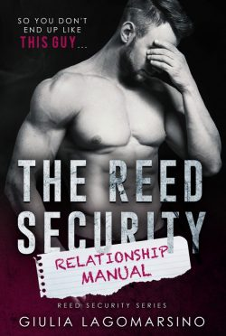 Release Day Blitz: The Reed Security Relationship Manual by Giulia Lagomarsino