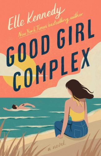 Cover Reveal: Good Girl Complex by Elle Kennedy
