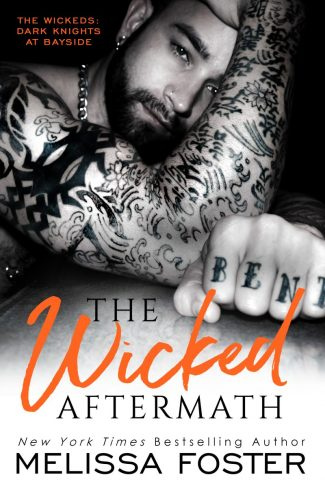 Release Day Blitz: The Wicked Aftermath (The Wickeds: Dark Knights at Bayside #2) Melissa Foster