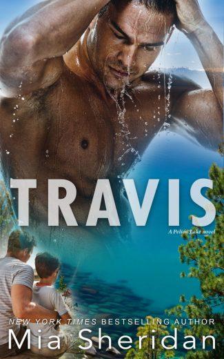 Cover Reveal: Travis (Pelion Lake #1) Mia Sheridan